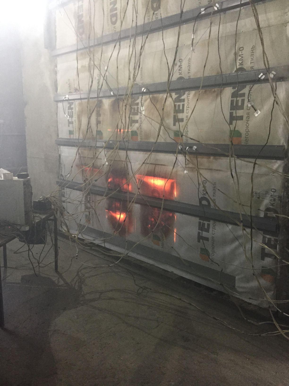 Негорючая мембрана для вентилируемых фасадов