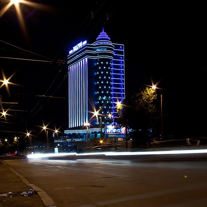 Объект гостиница Видгоф в Челябинске