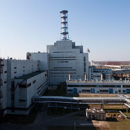 Белоярская АЭС в Екатеренбурге