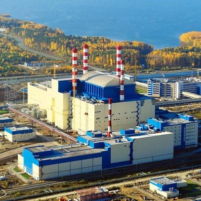 Строительная мембрана TEND на Белоярской АЭС в Екатеринбурге