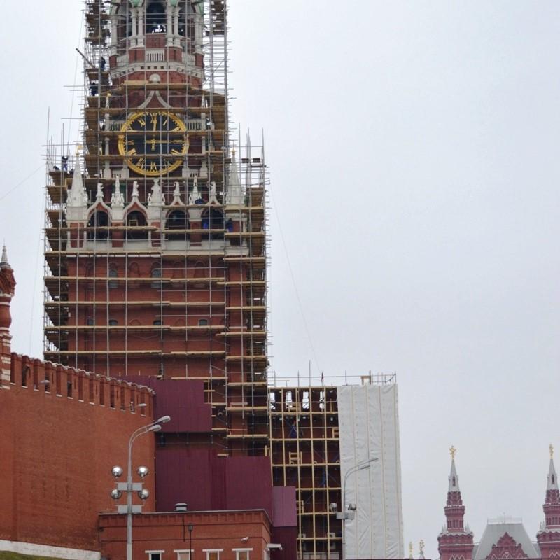 Объект компании Парагон - московский Кремль