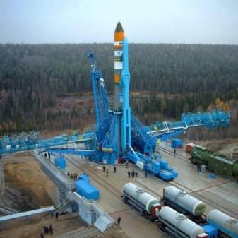 Строительная мембрана TEND на космодроме Восточный