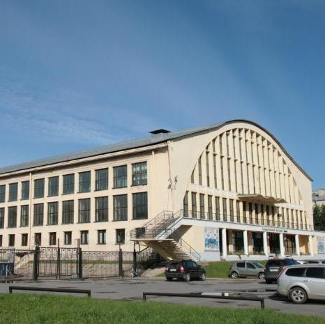 Объект бассейн СКА в Санкт-Петербурге