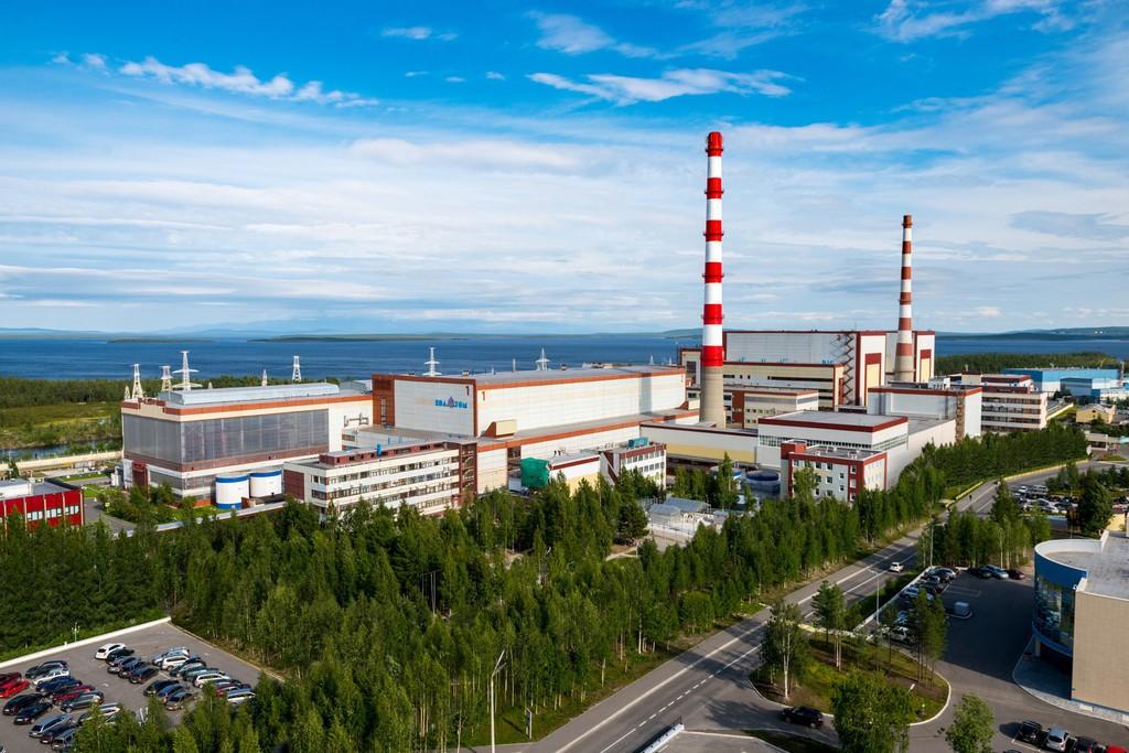 Кольская АЭС - объект компании Парагон